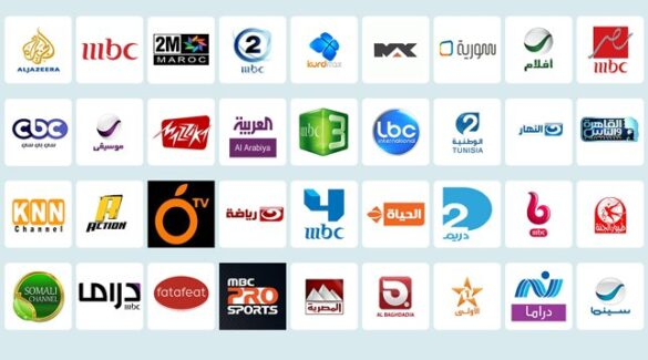 ملف قنوات IPTV m3u عربي باقات متنوعة OSN BeinSport ART ليوم 18/03/2018