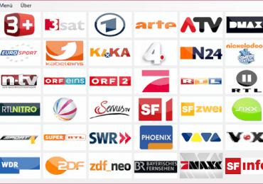 ملف قنوات iptv m3u playlist للقنوات الالمانية والاوروبية Germany Europe 02/03/2019