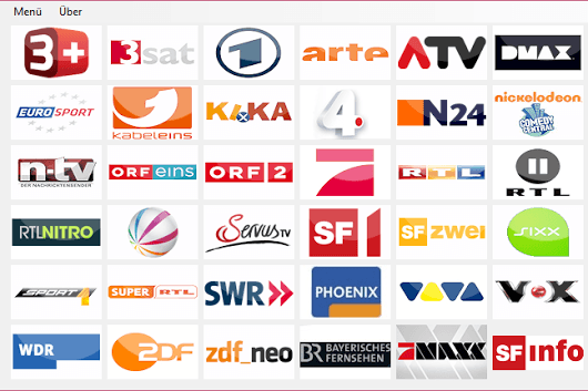 ملف قنوات iptv m3u playlist للقنوات الالمانية والاوروبية Germany Europe 6-6-2020